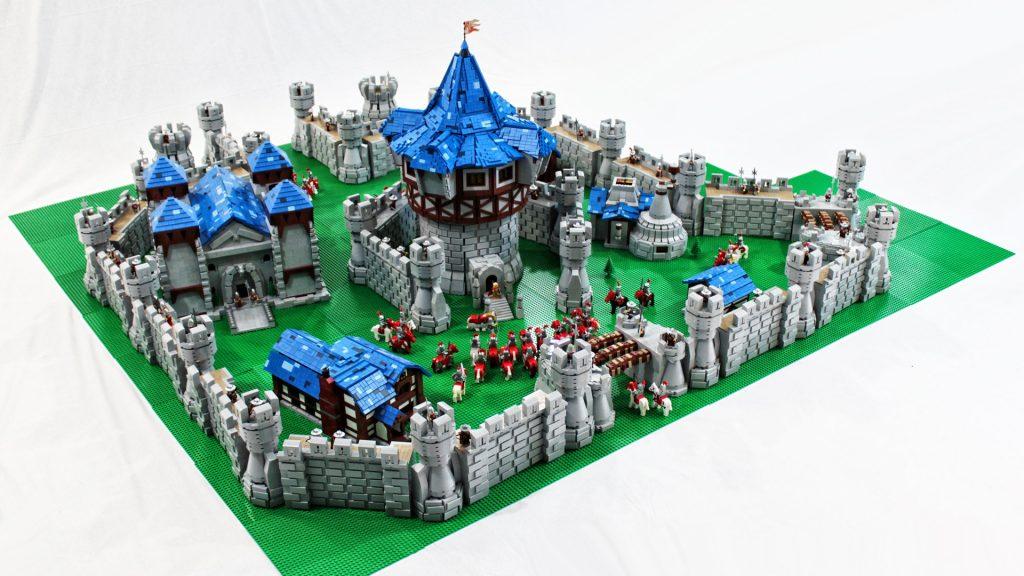 Warcraft Castle Build